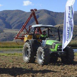 Tractores Agrícolas Deutz Fahr